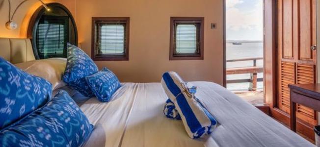 MSY Ombak Biru Cabin