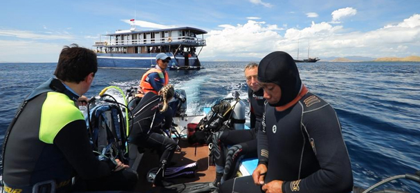 MV. Ambai Diving