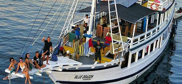 MV Blue Dragon Indonesia
