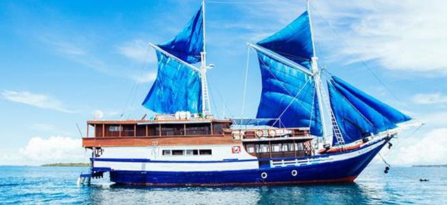 MV Temukira Raja Ampat