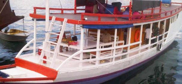 Marco Polo Boat Komodo