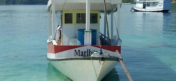 KM Marlboro Komodo Boat Charter