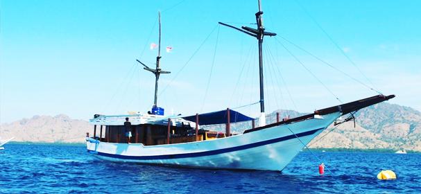 KM Marvelous Boat Komodo