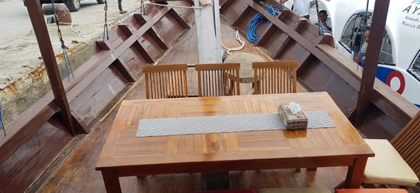 KM Marvelous Komodo Boat Charter