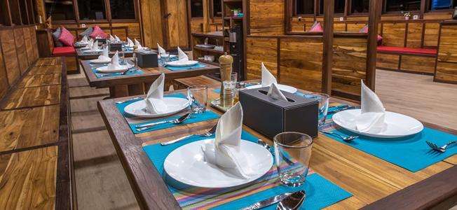 Mola Mola Restaurant