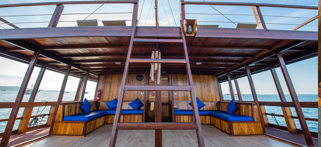 MSY Mola Mola Deck