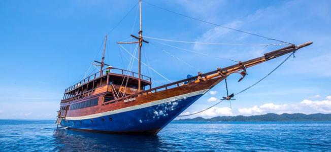 Mola Mola Phinisi
