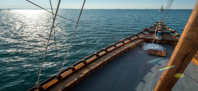 Mola Mola Sundeck