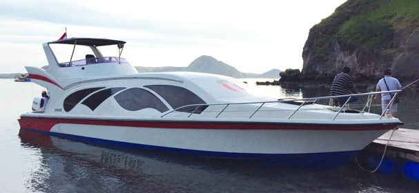 Labuan Bajo Speed Boat