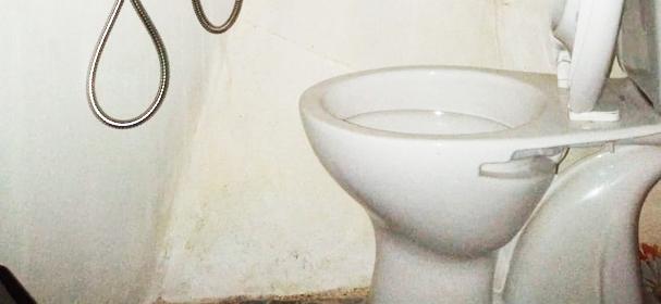 KM Musti Adil II Toilet