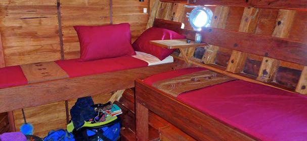 Nataraja Liveaboard Cabin