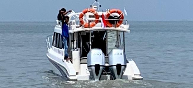 New Spirit Fast Boat Engine