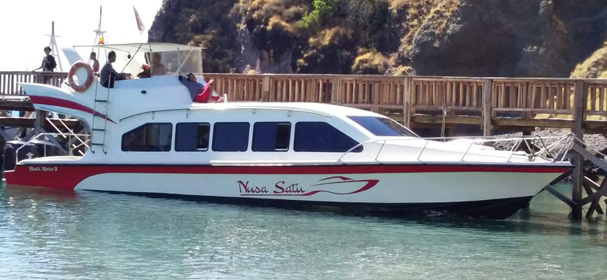 Nusa Satu Boat