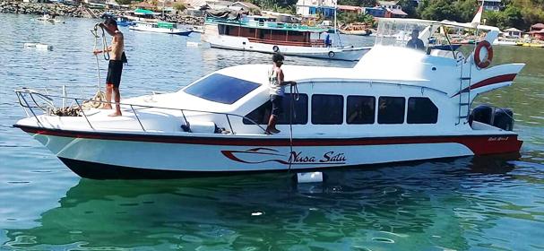 KM Nusa Satu Cruise