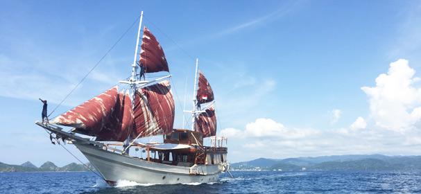 Nyaman Boat Charter