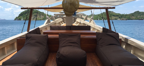 Nyaman Phinisi Boat