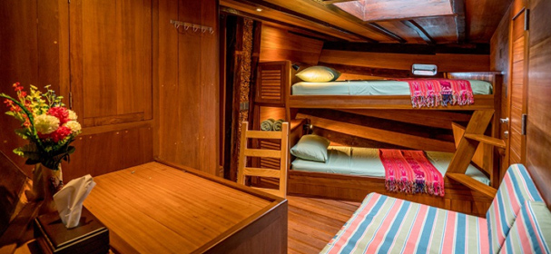 Bunkbed Accommodation
