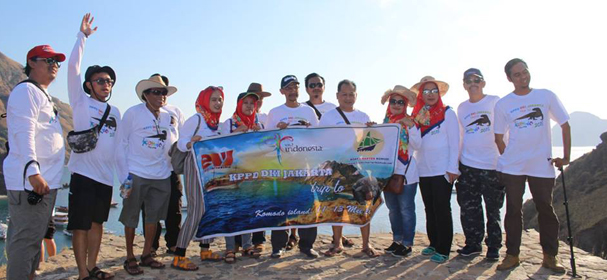 Padar Island Flores Indonesia