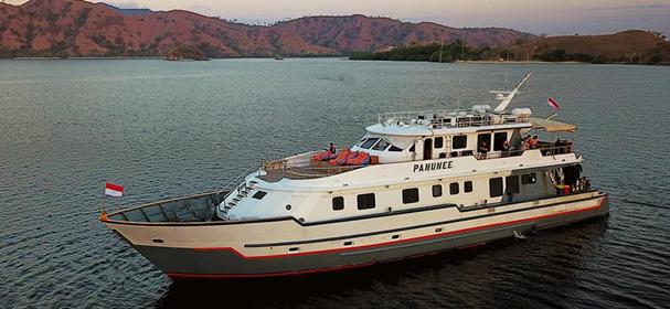 Panunee Yacht Liveaboard
