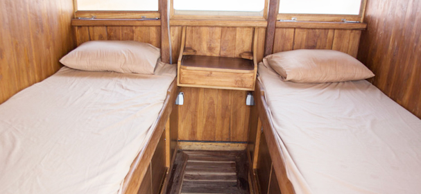 Pasolle Boat Cabin