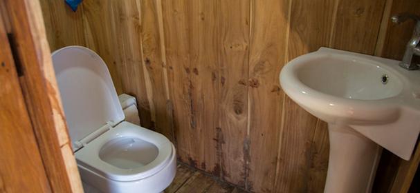 Pasolle Boat Bathroom