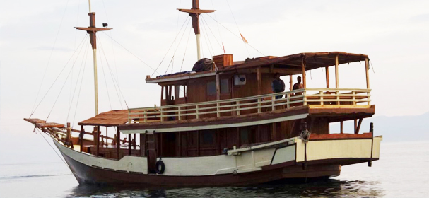 Pasolle Boat Komodo