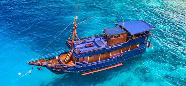 Perjuangan Boat Vessel