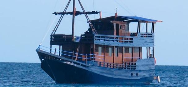 MV Perjuang Boat Charter