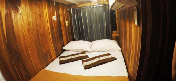 KM Pesona Komodo Cabin Boat