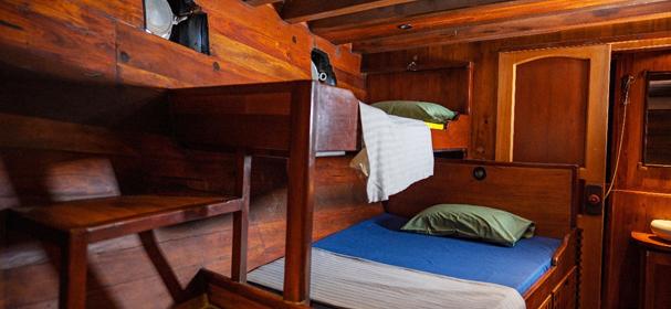 SY Raja Naga Laut Bunk Bed
