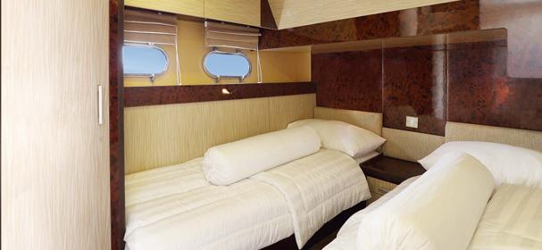 Plataran Komodo Yacht Cabin