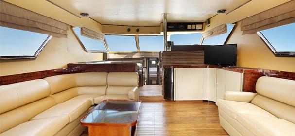 Plataran Komodo Yacht Deck