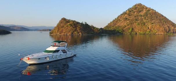 Plataran Komodo Yacht