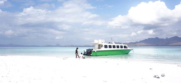 Poco Ranaka Boat