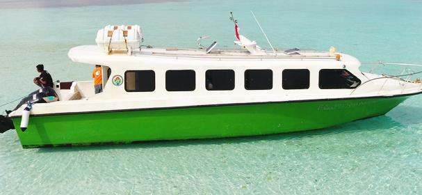 KM Poco Ranaka Fast Boat