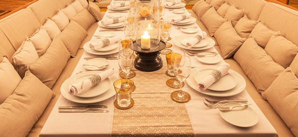 Prana Dinner Cabin