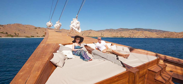 Prana Sundeck Boat Charter