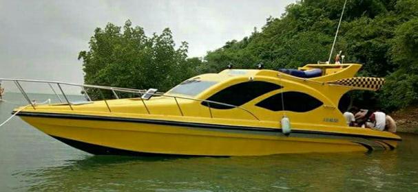 Punggawa Komodo Boat