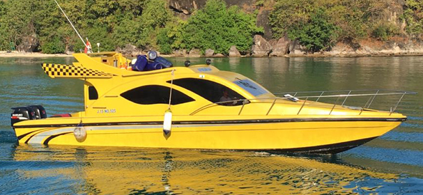Punggawa Fast Boat