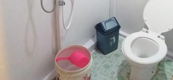 KLM Putri Tunggal Toilet