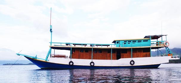 KLM Putri Tunggal Boat Trip