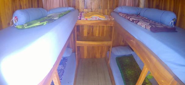 Qifadzah Komodo Boat