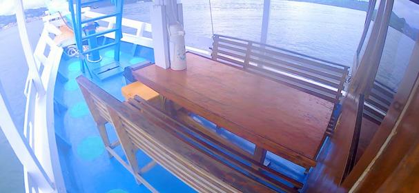 Kifadzah Cabin Boat