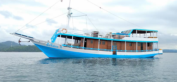 Qifadzah Boat Komodo