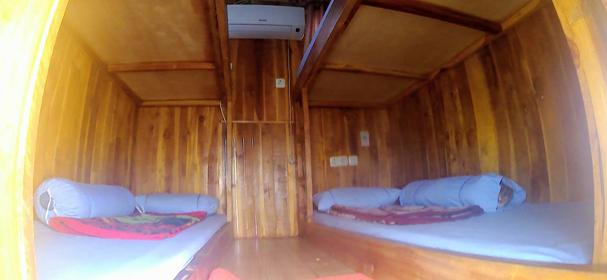 Qifadzah Cabin Boat
