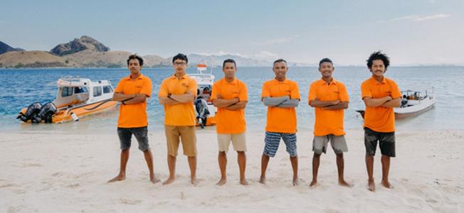 RRI Bahari Fast Boat Crews