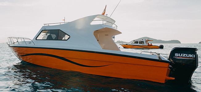 RRI Bahari Fast Boat