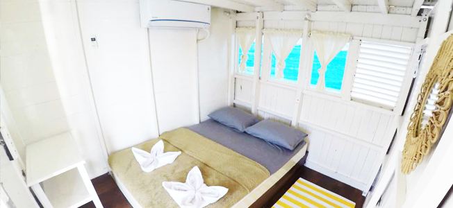 Rafida Liveaboard 2 double suite