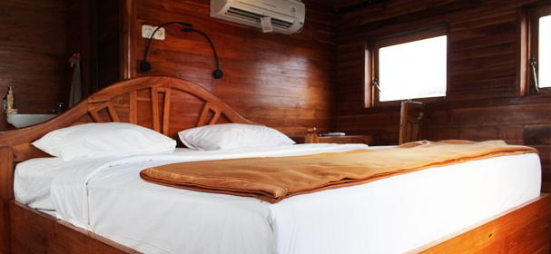 Cabin Rajo Goema 5 Phinisi