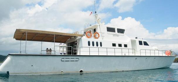 Rangga Alo Yacht Charter